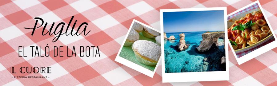 Puglia, descobreix el taló de la bota d'Itàlia