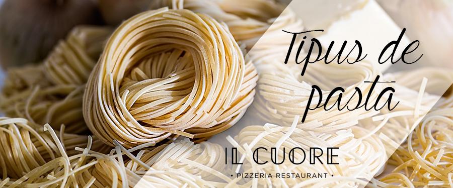 Tipus de pasta