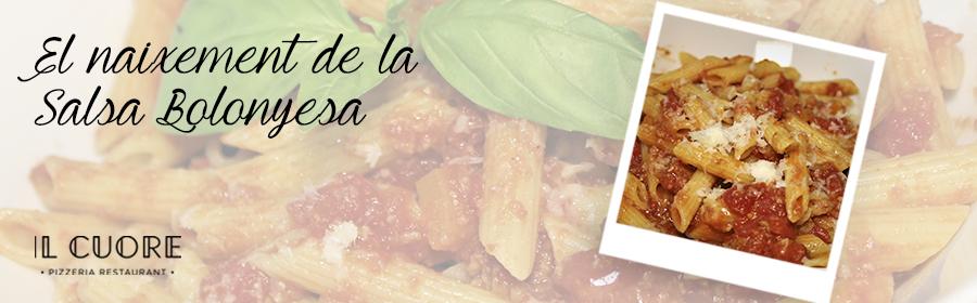 El naixement de la salsa bolonyesa