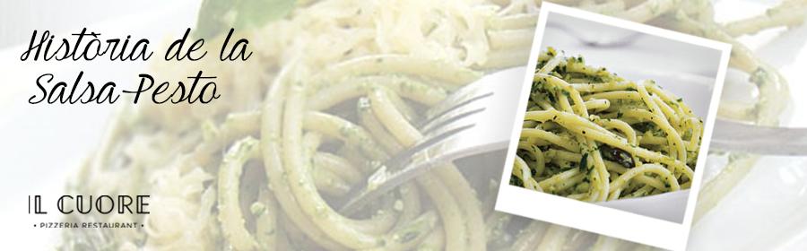 Història de la Salsa Pesto